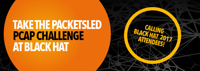 Take the PacketSled PCAP challenge at Black Hat
